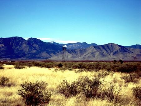 Amazing Level Land - West Views
