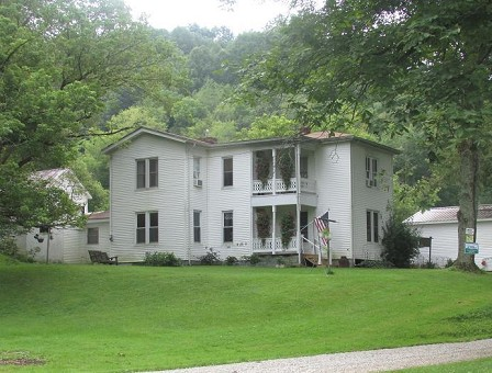 Authentic Early American Farmhouse