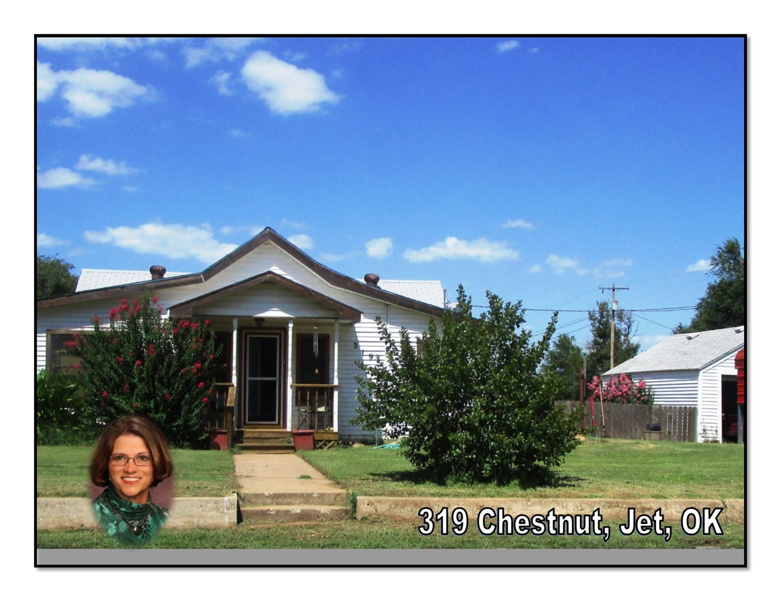Homes for Sale Jet, OK