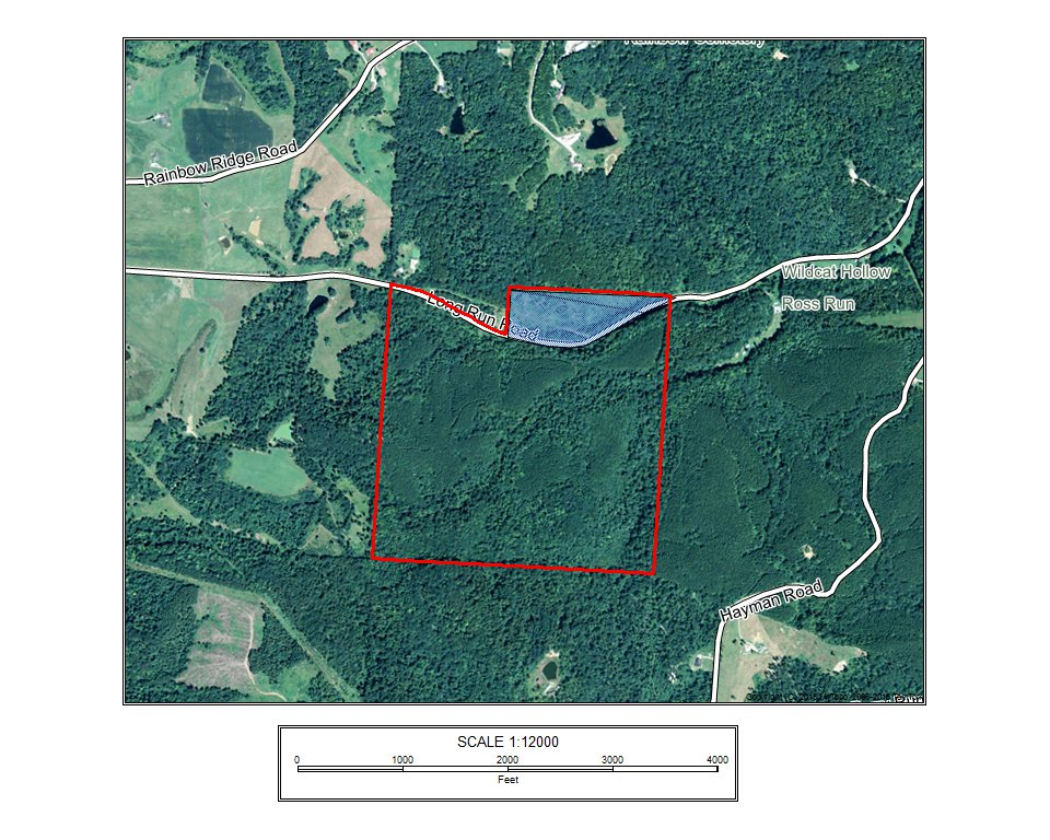 Prime Hunting Recreational Land For Sale - Pomeroy, Ohio