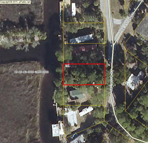 North Central Suwannee Florida Waterfront Lot