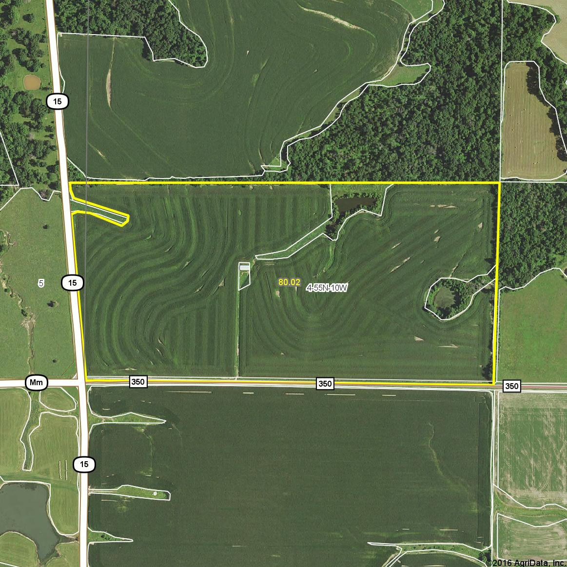 Tillable Row Crop Farm For Sale In Monroe County, MO