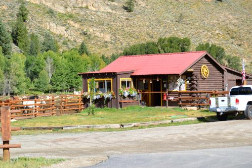 Gunnison County CO Horse Ranch, Fishing Property