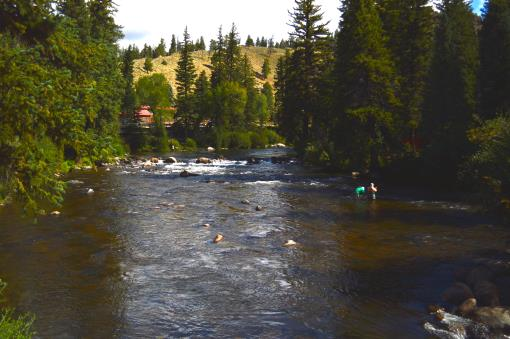 CO Mountain Fly Fishing Resort For Sale