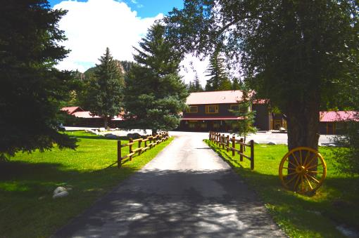 Gunnison CO Guest Ranch Resort For Sale