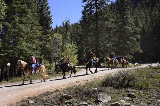 Western CO Horse Ranch Resort For Sale