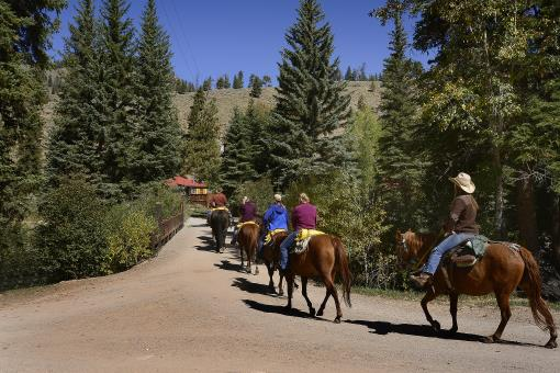 Gunnison CO Horse Ranch Resort For Sale