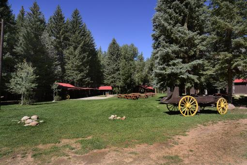 Western Slope CO Horse Ranch Resort For Sale