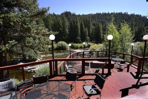 Gunnison County CO FIshing Resort For Sale