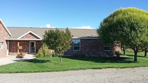 Large Brick Home On 3 Acres Horse Pasture