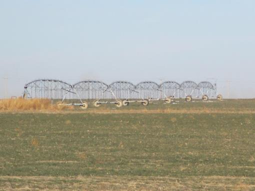 Farm Land Irrigated 313 Acre(+/-) - Grant Co, Ks