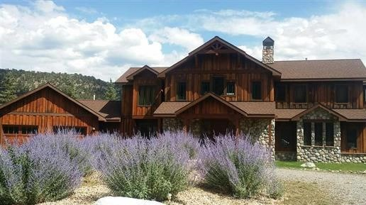 Ridgway Colorado Custom Country Home for Sale