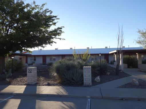 Apartment Complex In Deming, Luna County, Nm