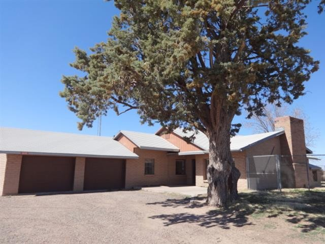 Deming New Mexico Small Farm Adobe Outbuildings