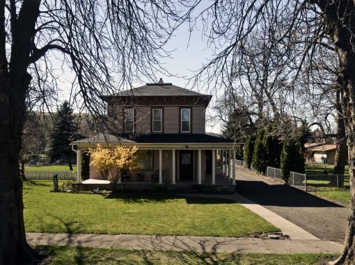 Historic Victorian Home Se Washington Hobby Farm