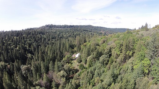 Secluded Sustainable Mountain Land For Sale In Ca
