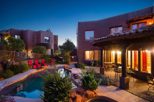 SEDONA AZ BOUTIQUE BED AND BREAKFAST RESORT FOR SALE
