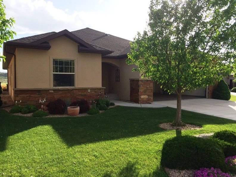 Montrose Colorado Golf Course Patio Home For Sale
