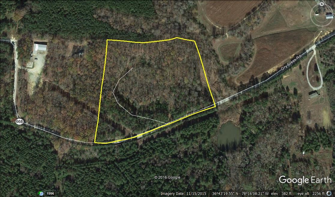 Secluded Country Acreage In Mecklenburg County