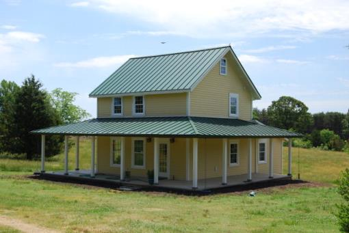 Halifax Co.&acreage W/victorian Home&central Va