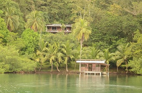 Titled, Secluded turn Key Bocas del Toro ECO Home