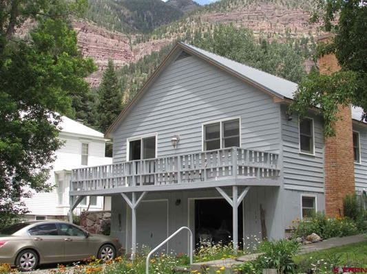 Ouray Home With Incredible Views!
