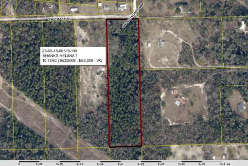 10 ACRES IN THREE RIVERS ESTATES - FT, White, FL