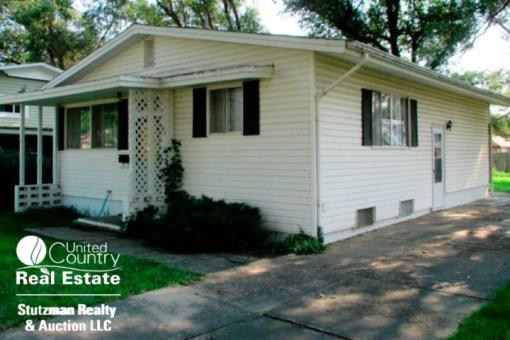 Home For Sale In Ulysses, Ks