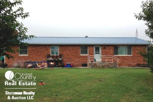 Country Home Sits On 5 Acres In Ulysses, Ks