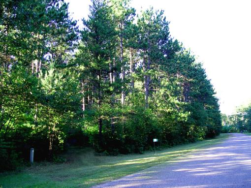 Vacant Land for Sale in Waupaca, WI - Country Subdivision