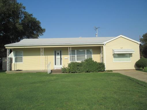 Ulysses Ks Updated 3 Br, 2 Bath-- Under Contract !
