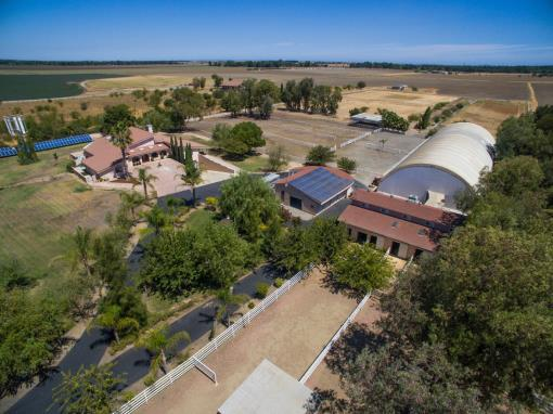 Davis, CA Equestrian Luxury Estate & Acreage