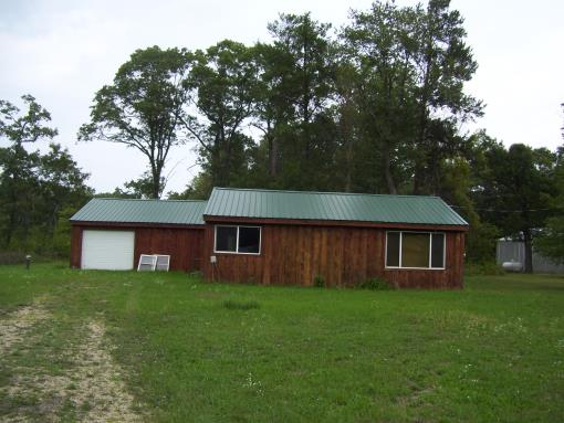 Cabin in Grand Marsh WI Online Only