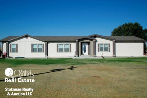 Country Home For Sale In Southwest Kansas