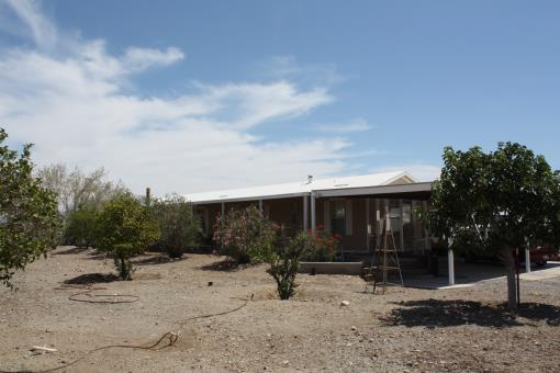Desert Home On 46 Acres With Huge Shop/garage