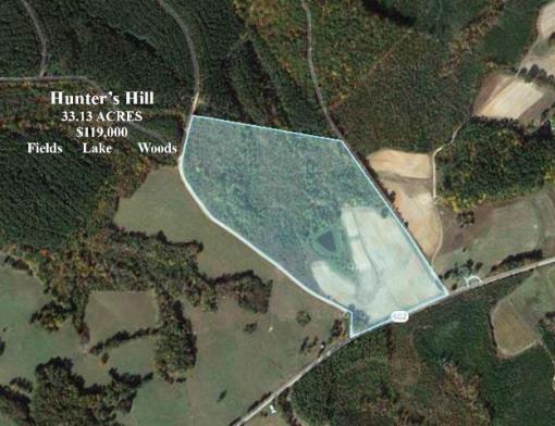 Hunter's Hill 33+ac, Kerr Lake, VA