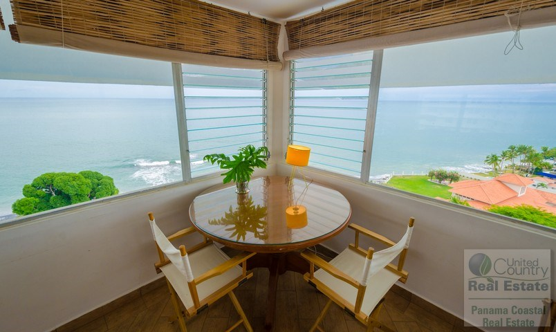 Ocean Front Condo For Rent In Coronado Panama
