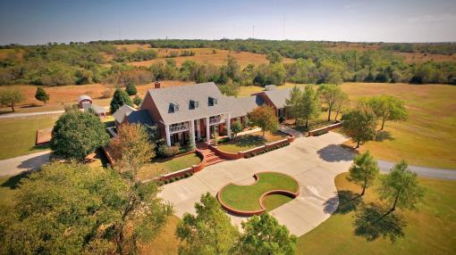 Home Acreage Horse Facility For Sale Blanchard Ok