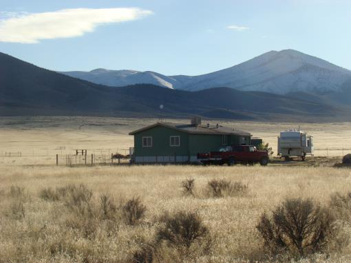 Country Home With Acreage Winnemucca Nevada