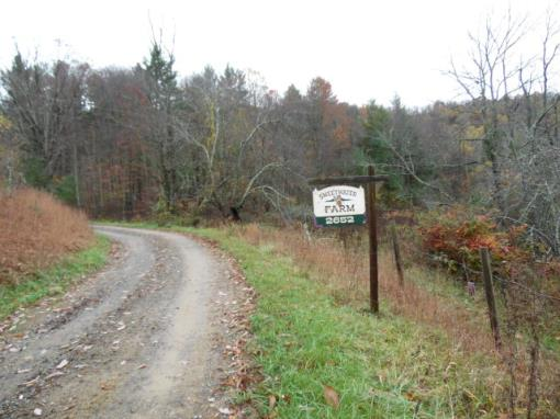 Hunting And Farm Acreage In The Blue Ridge Mtns.
