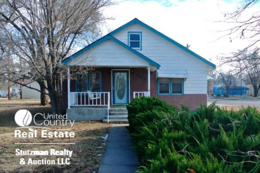 Spacious Home For A Great Price In Ulysses, Ks