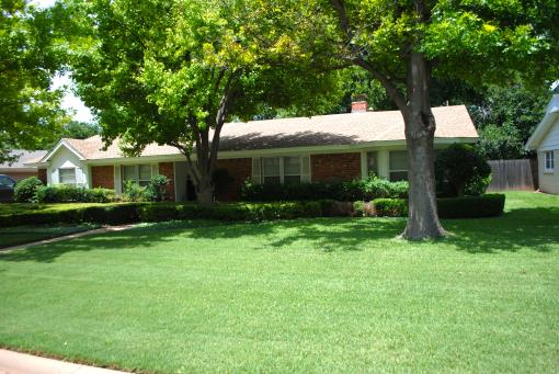Home For Sale Elmwood Area Abilene Texas