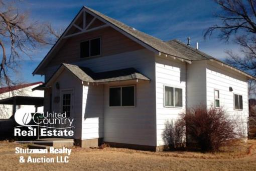 Home For Sale In Southwest Kansas