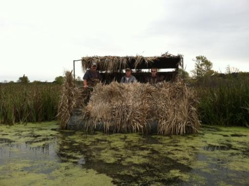 Waterfowl/ Deer Hunt Land Alma, Wisconsin For Sale