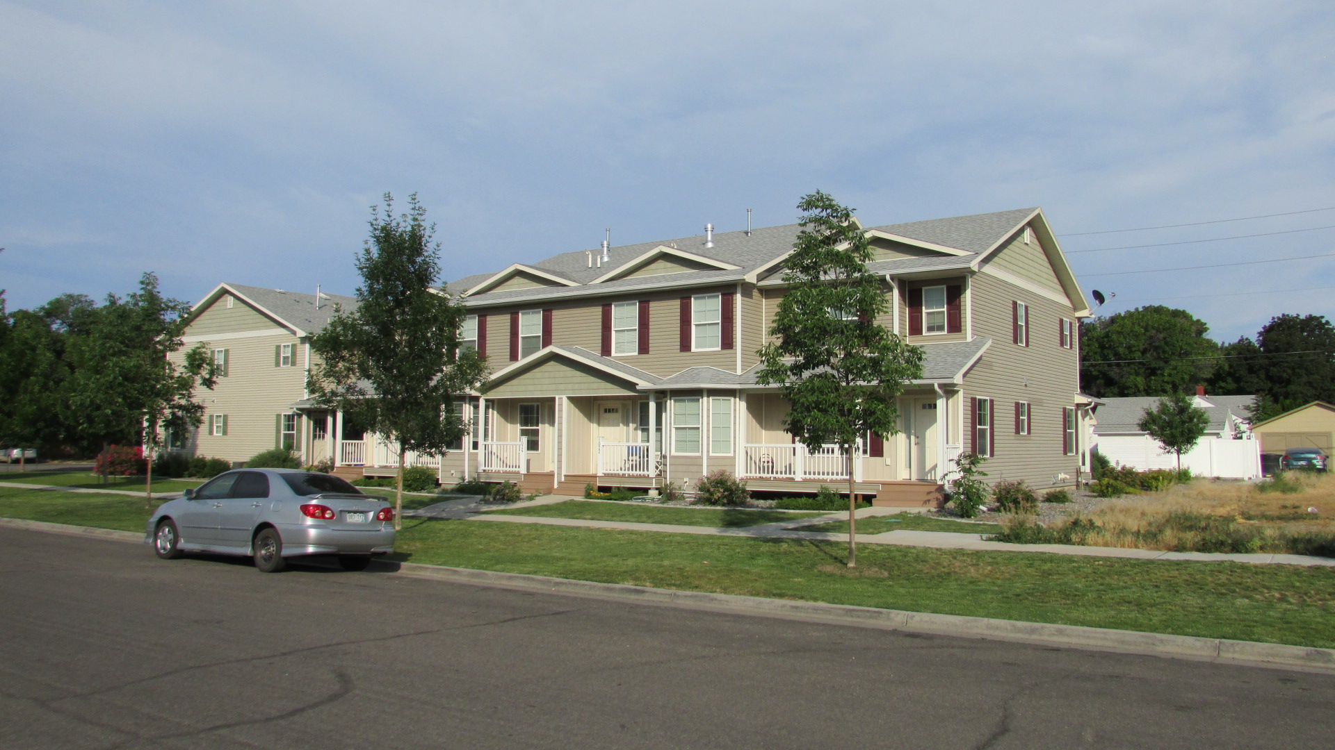Montrose SW Colorado Townhome Sites Income Property For Sale