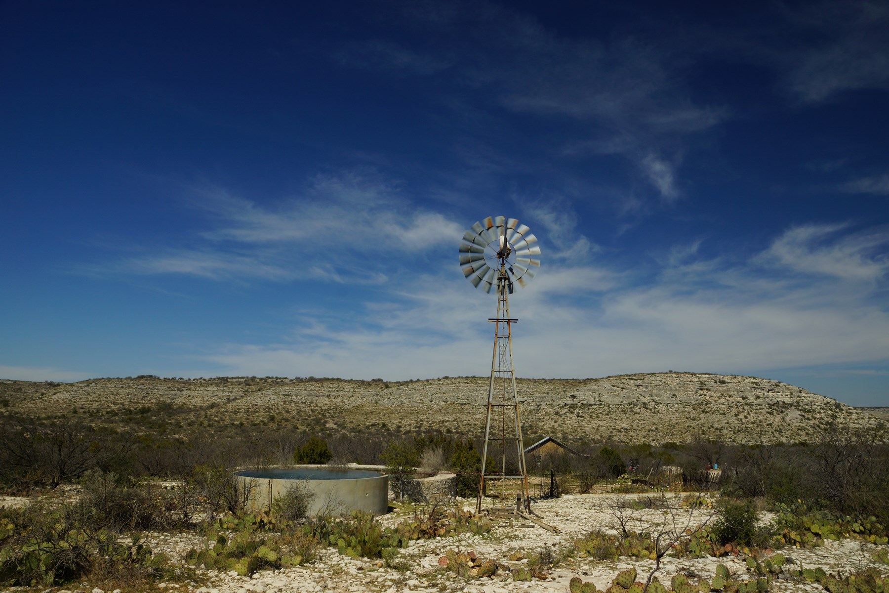 Hunting & Cattle Ranch with minerals in west Texas $475/ac