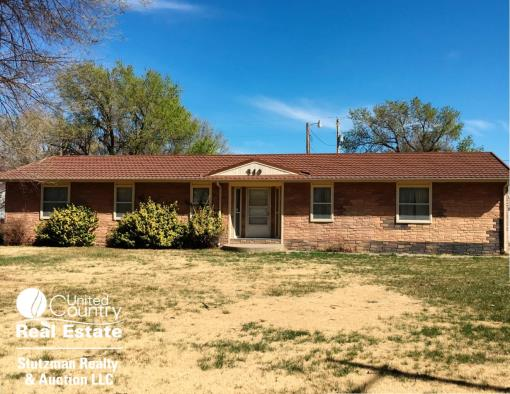 Southwest Kansas Home For Sale