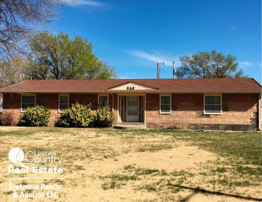 Southwest Kansas Home For Sale