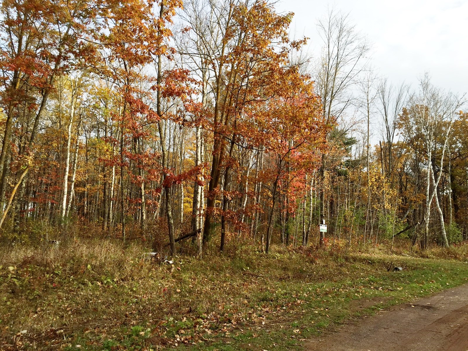 3 Acre Building Lot For Sale in Northern Pine County MN