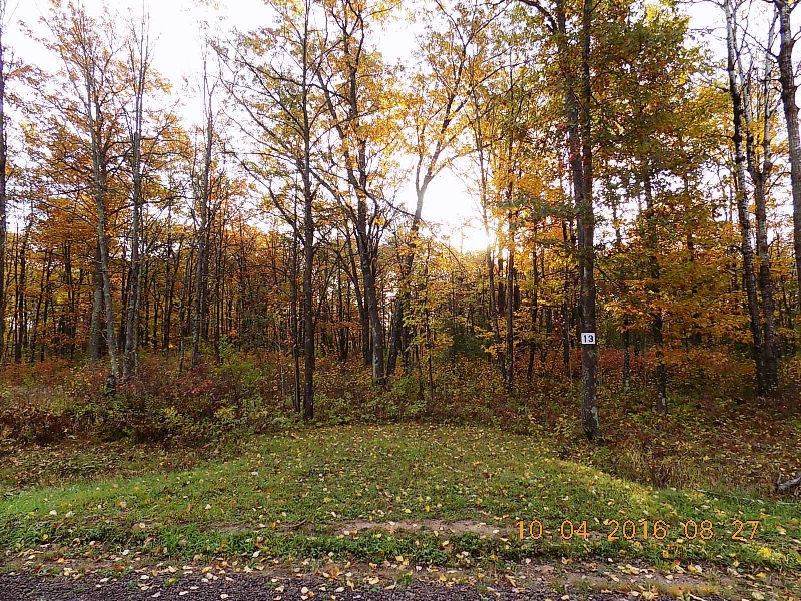 Wooded Building Lot in Subdivision / Sandstone / Pine County